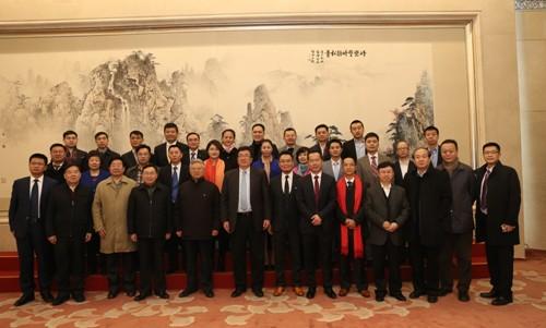 第二届中国企业信用传递年会圆满结束