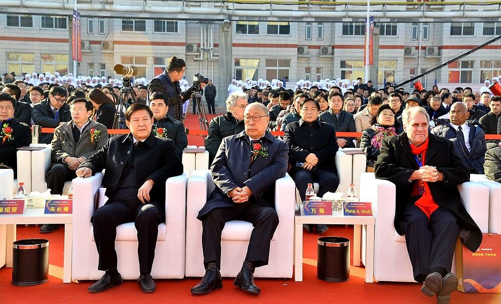 郑州双汇美式工厂投产