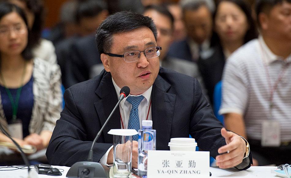 """博鳌亚洲论坛举行""""华商领袖与华人智库圆桌""""分论坛"""