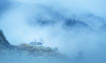 《亭外云山》 摄影:崔松歌