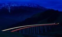 《深山里的巨龙》摄影:郭冀华
