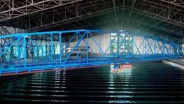 耐波性水池实验室
