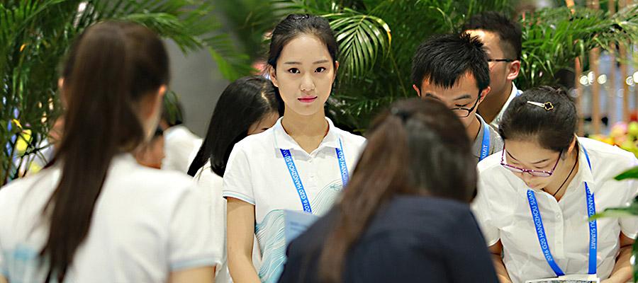 "G20峰会上的""小青荷"""