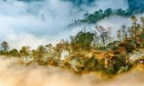 《天上人间》 摄影:陈琳