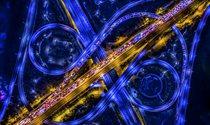 《都市彩虹》 摄影:艾琳
