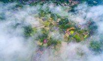 《山水田园》 摄影:潘奕锋