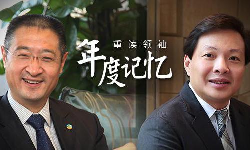 """时代岑钊雄与""""理工男""""李晋扬�艄鄣隳甓燃且渲�领袖篇"""