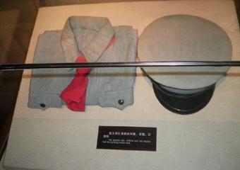 第一套红军正规军服诞生于88年前