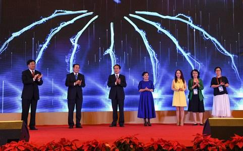 世界华文媒体合作联盟举行官方网站改版上线仪式