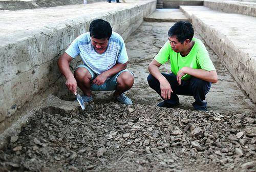 新石器、东周汉和红色文化圈
