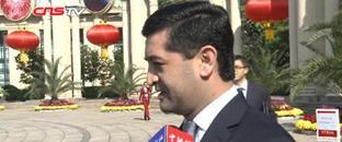 乌兹别克斯坦驻华大使:关注中国成就 学习中国经验