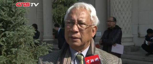 马达加斯加驻华大使:看到领导人对人民的关怀