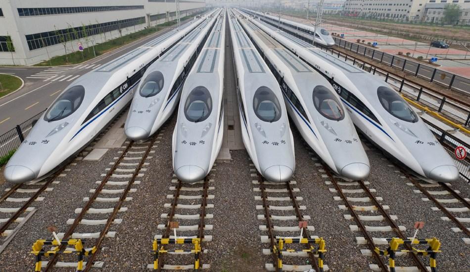 中国高铁篇