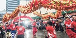 英国伯明翰华人新春庆祝活动多点开花