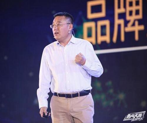 华润雪花啤酒总经理侯孝海现场演讲
