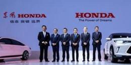 Honda多款电动化新车2018北京车展首发