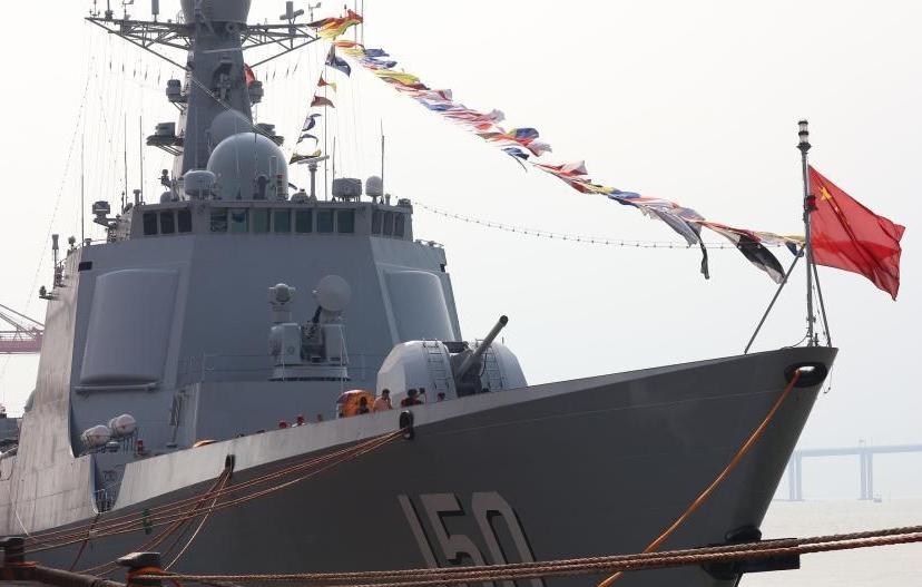 海军多型主力战舰首日开放