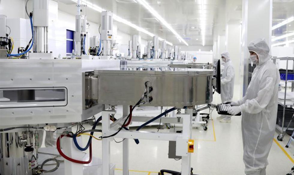 探访高端芯片设备生产企业