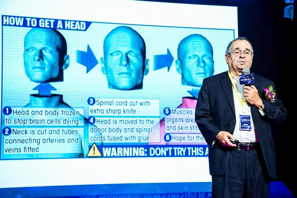 南加州大学化学和生物化学杰出教授、2013诺贝尔奖获得者阿里耶•瓦谢尔