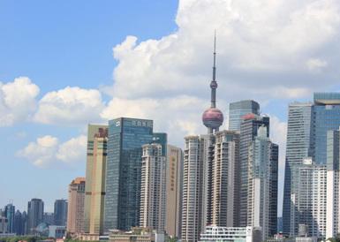 改革开放40周年 感受上海城市新面貌