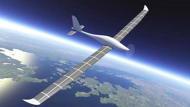 中国太阳能无人机进展