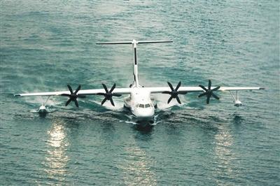 AG600将投产4架试飞飞机