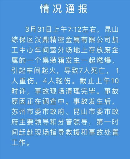 图:江苏省昆山市政府新闻办公室官方微信