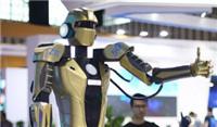 动作传感机器人