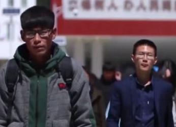 """藏族毕业生""""求职记"""""""