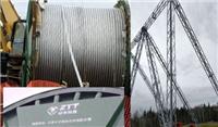 中国特高压电网建设