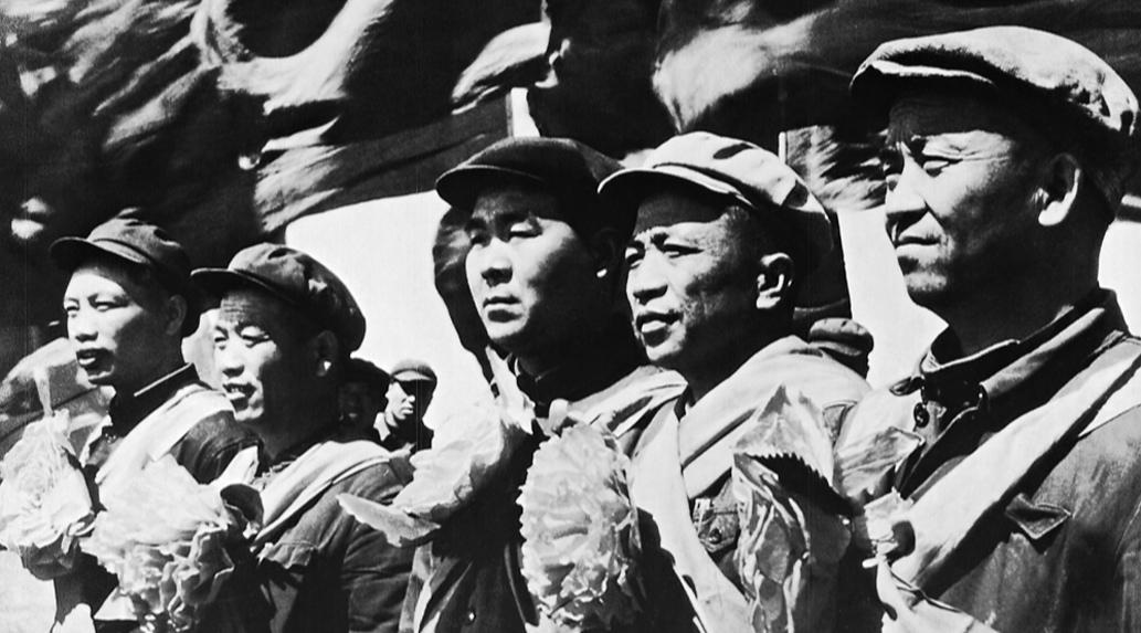 """大庆油田会战时期的""""五面红旗"""""""