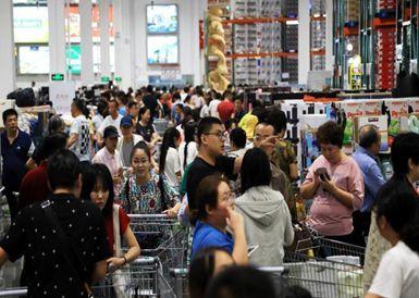 社会消费品零售总额同比增8.2%
