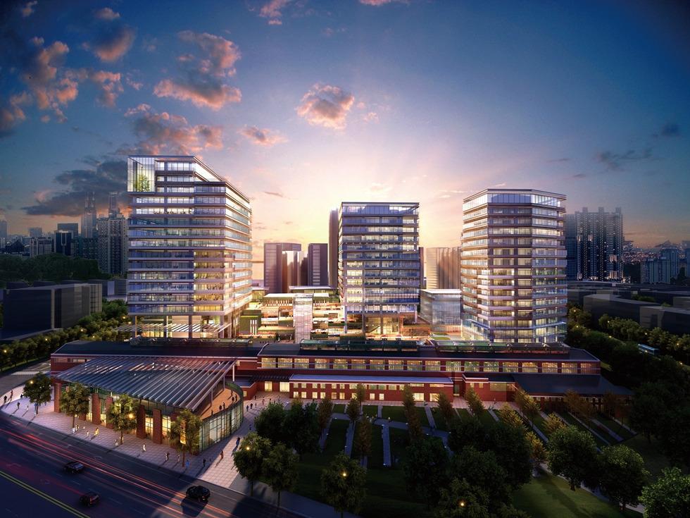 融侨标杆项目——上海融侨中心