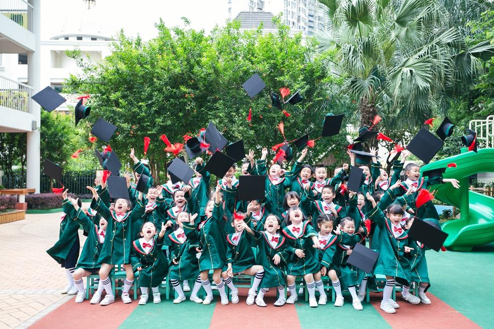 融侨幼儿园毕业仪式
