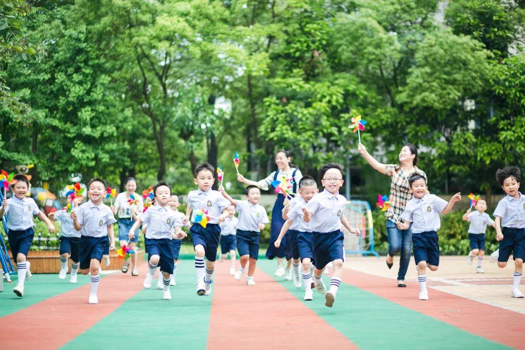 融侨幼儿教育品牌节献礼融侨30周年