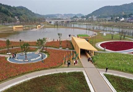 江西萍乡:推进流域生态治理 打造秀美湖光山色