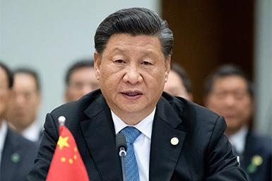 习近平出席金砖国家领导人第十一次会晤并发表讲话
