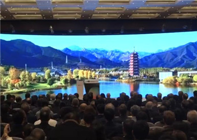 中国市场潜力巨大