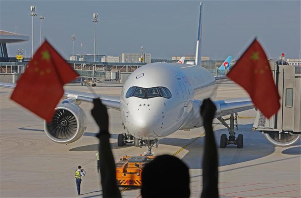 北京大兴国际机场正式通航
