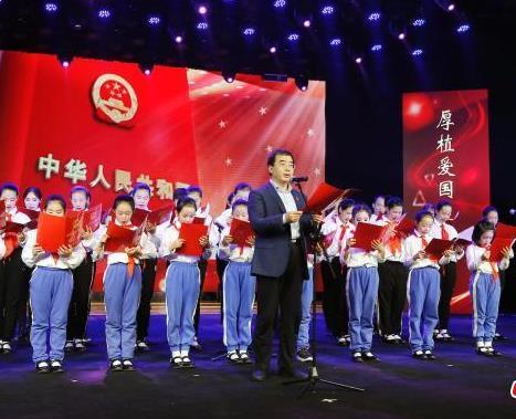 """北京教育系统举办""""国家宪法日""""主题活动"""