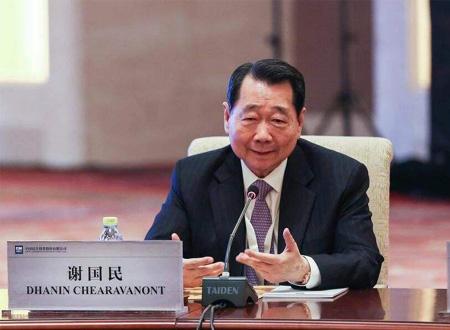 谢国民:我对中国未来的发展充满了信心