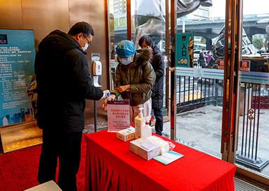 武汉多家商场恢复营业