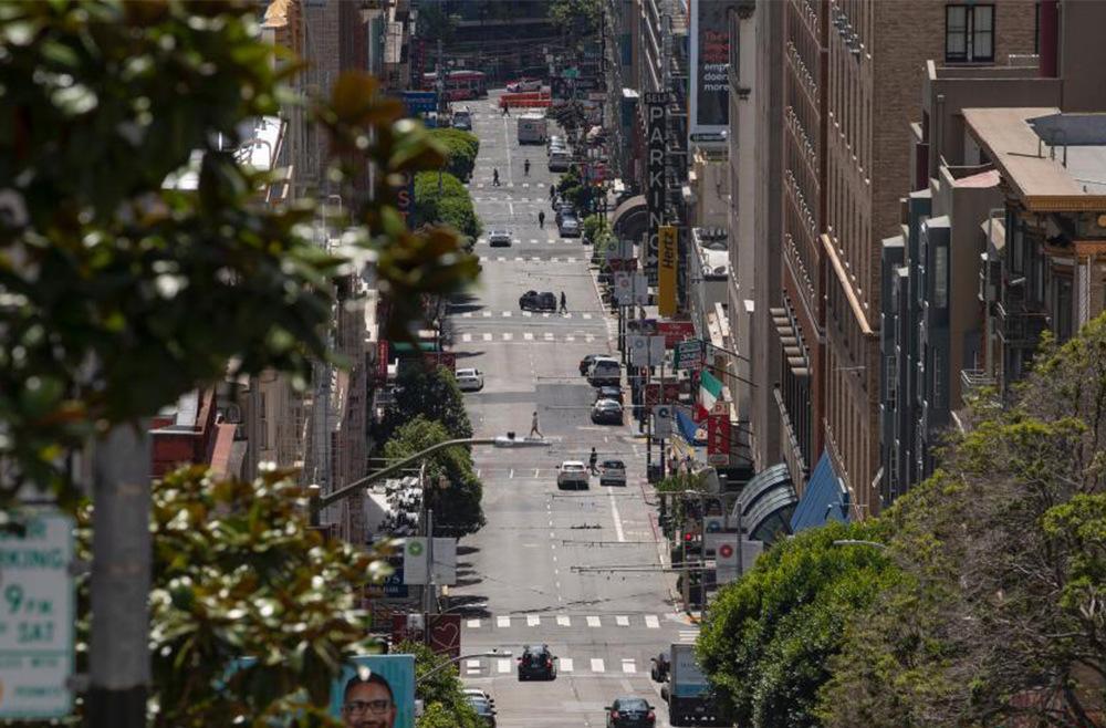 """【图刊】""""居家令""""中的旧金山"""
