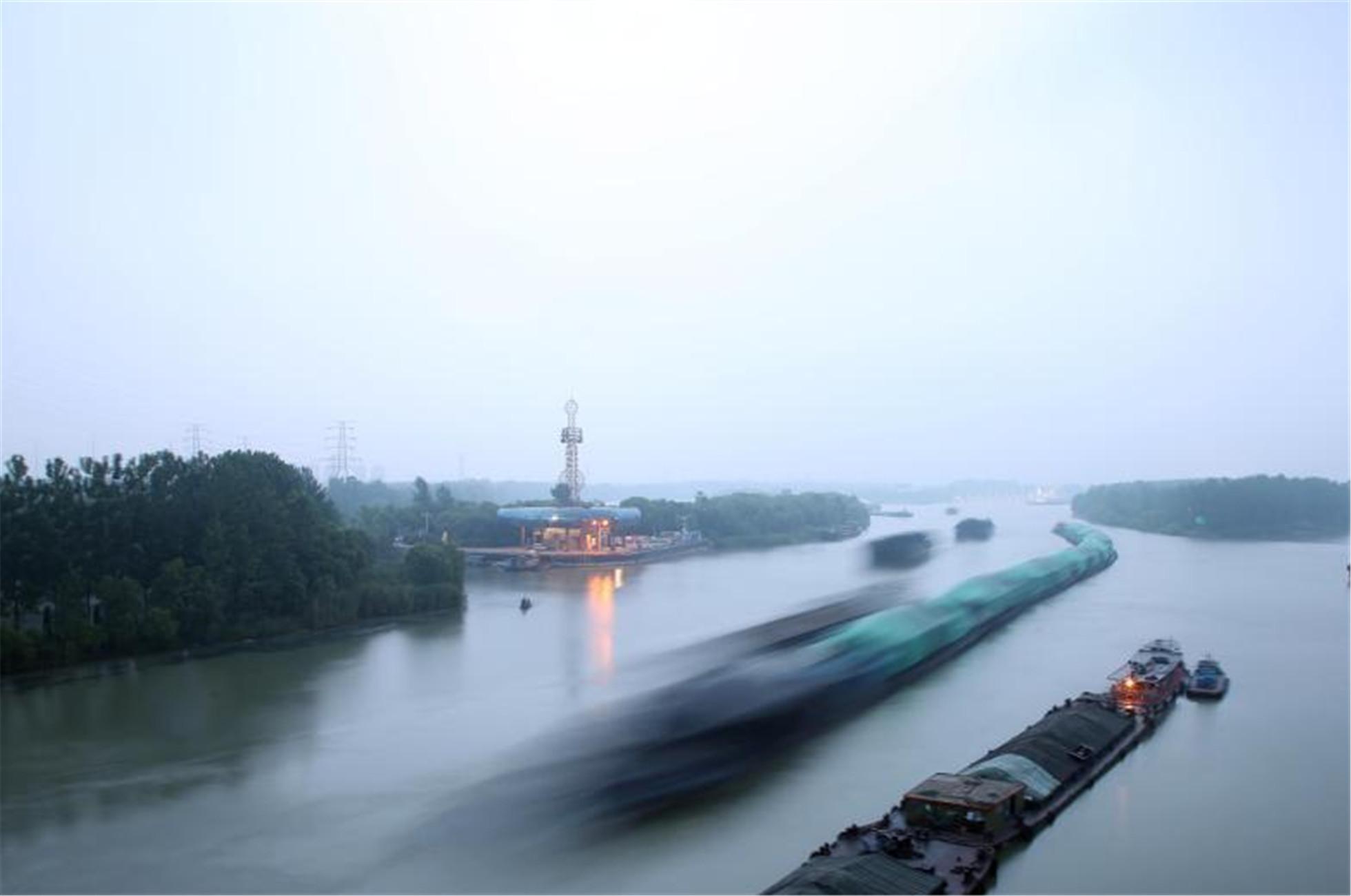 大美宿迁:京杭大运河