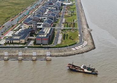 """现代化渔港""""勾勒""""经济发展新图景"""