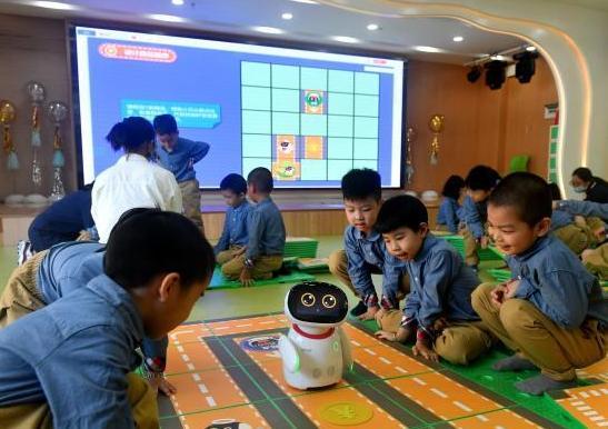 福建首批智慧幼儿园相继投用