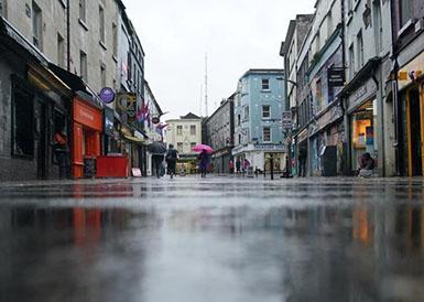 爱尔兰宣布实施最高等级封锁