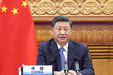 习近平出席金砖国家领导人第十二次会晤并发表讲话
