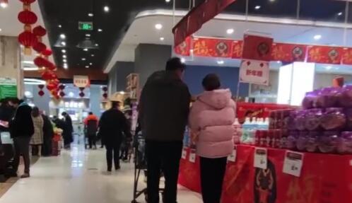 武汉年味渐浓