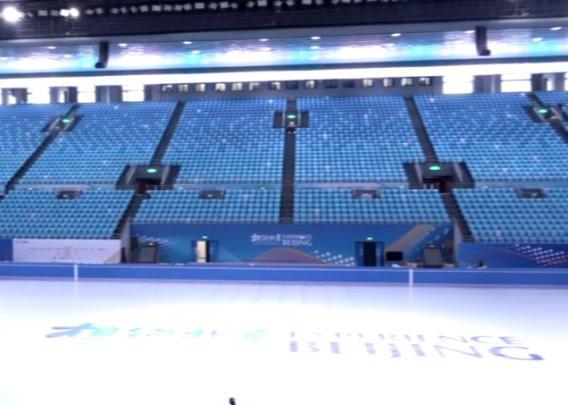 Vlog:提前打卡冬奥赛场